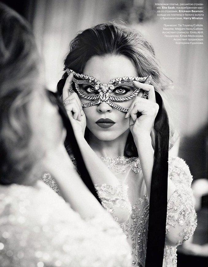 Дизайнер и просто красавица Ульяна Сергеенко фото