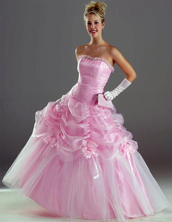 Свадебные  для женщин розовое