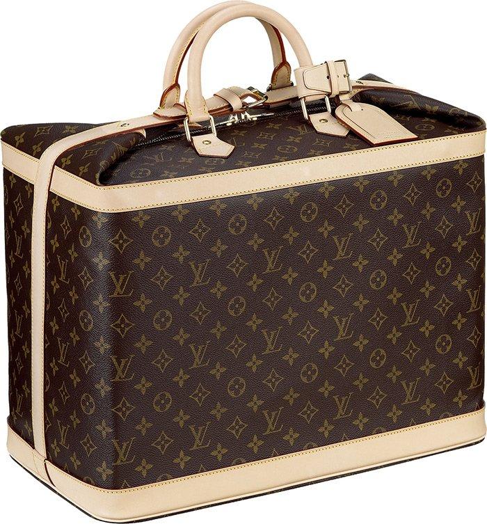 Вместительная дорожная сумка Louis Vuitton