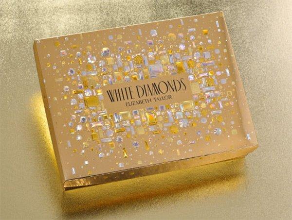 White Diamonds (Белые бриллианты), Elizabeth Taylor