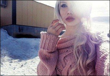 Модные свитеры на зиму 2013