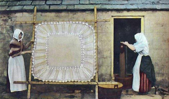 Как стирать шали и павловопосадские платки