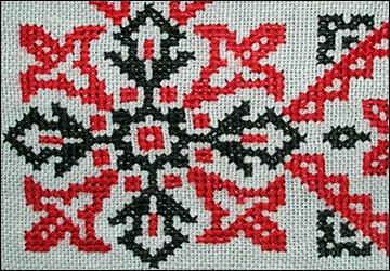 Вышивка крестом – лучшие работы