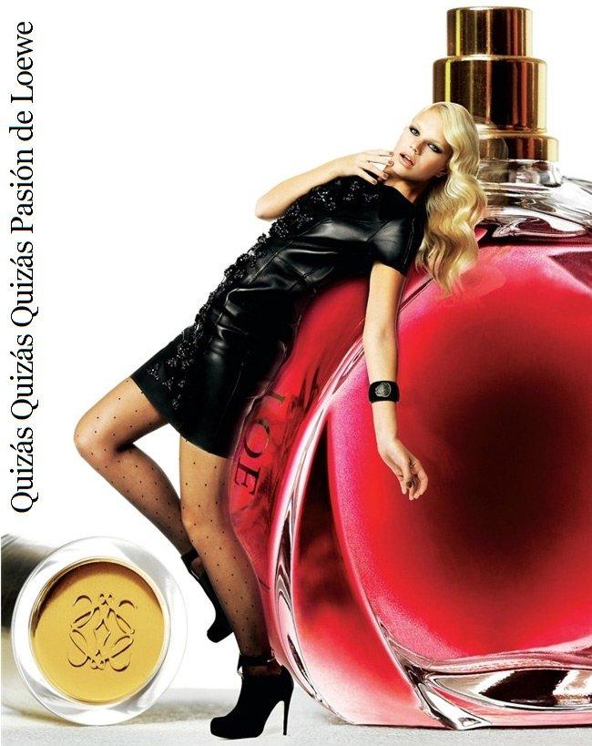 Соблазнительный аромат от Loewe