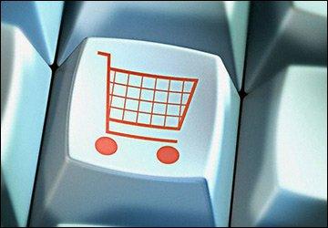 Предновогодний шоппинг в интернете
