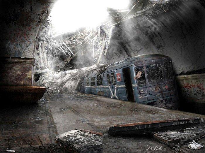 Будет ли конец света 21 декабря 2012 года Картины художника Владимира Матюхина