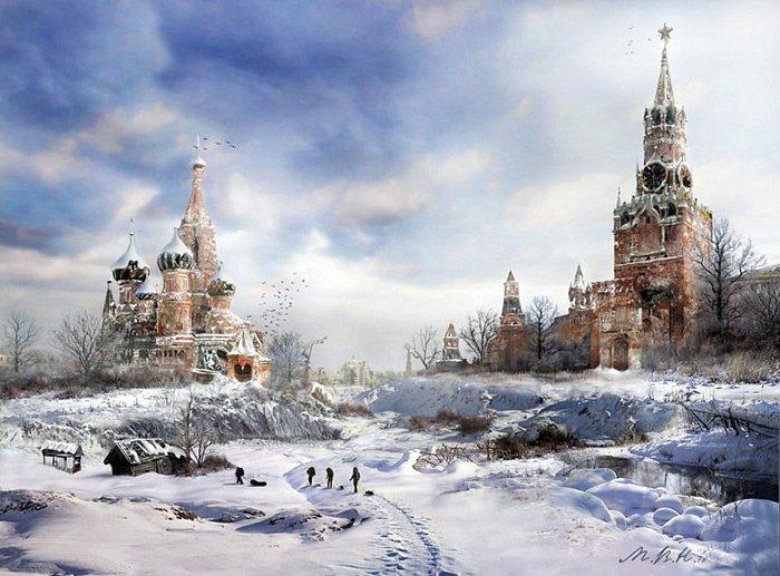 Москва после апокалипсиса, конца света