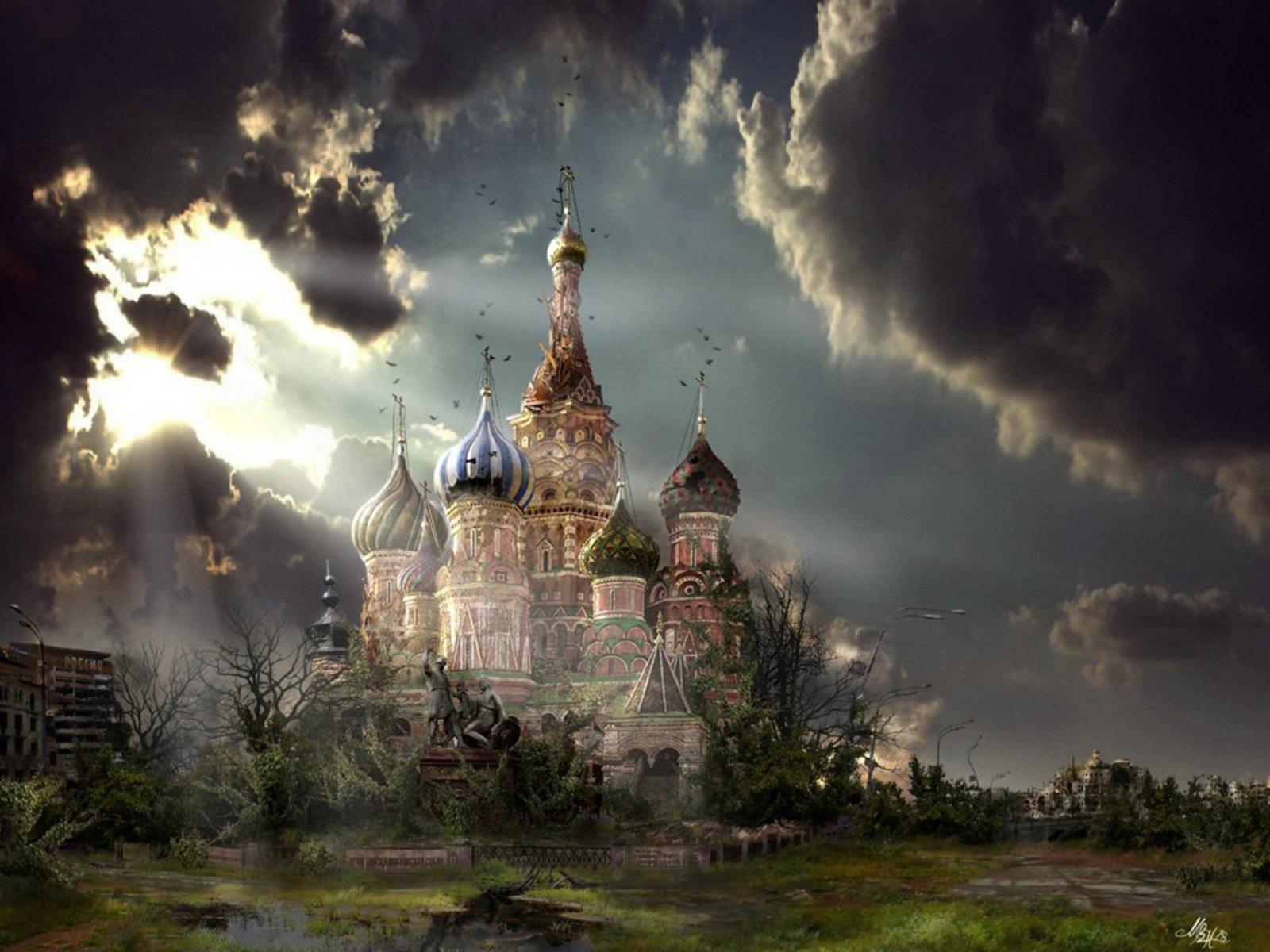 Красивые картинки конца света