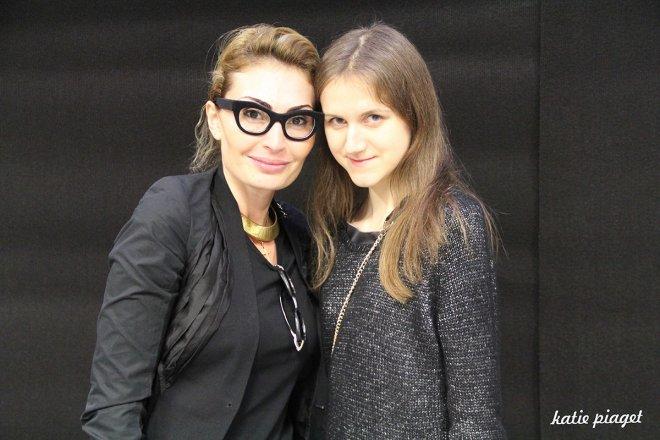 Екатерина Пижова и София Чкония