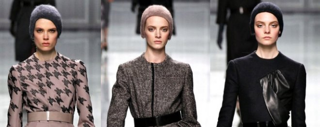 Christian Dior осень-зима 2012-2013