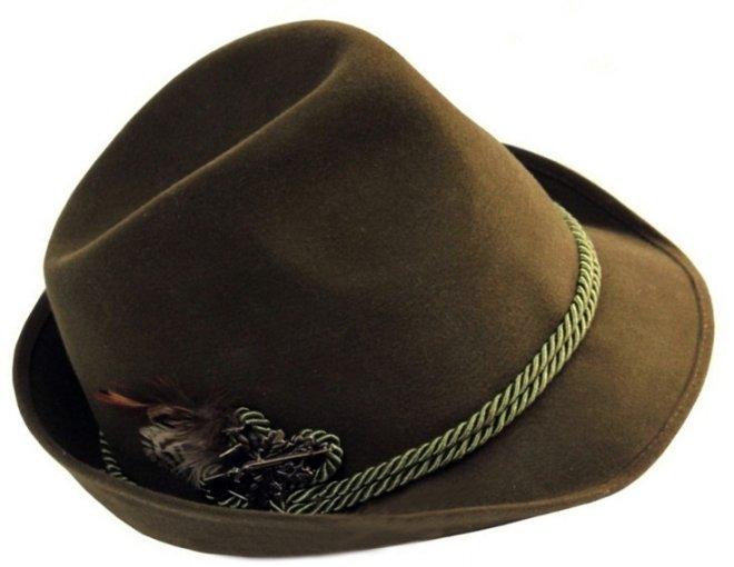 Охотничья шляпка