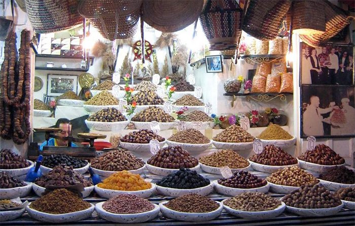 Пряности и ароматы Марокко
