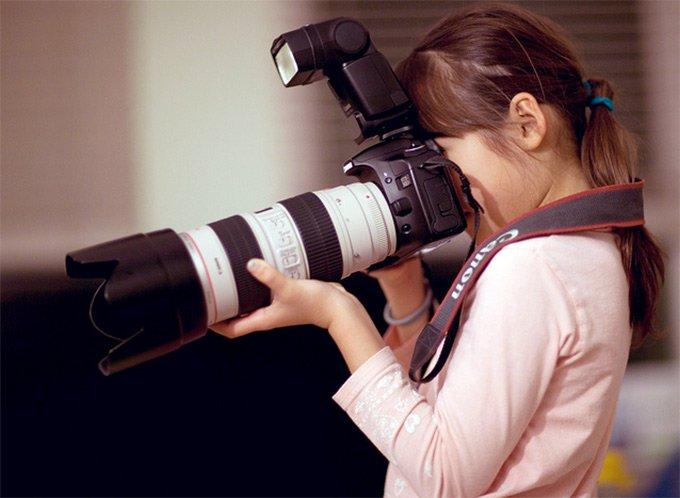 Выбираем фотоаппарат для девушки