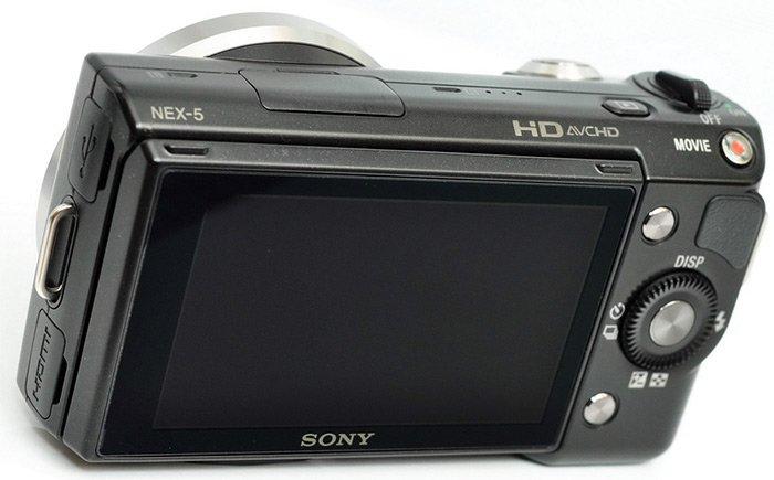 Как выбрать цифровой фотоаппарат для девушки Sony Alpha NEX-5