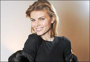 Белорусская топ-модель Марина Линчук