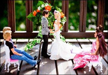 Свадьба Барби и Кена 60 фото