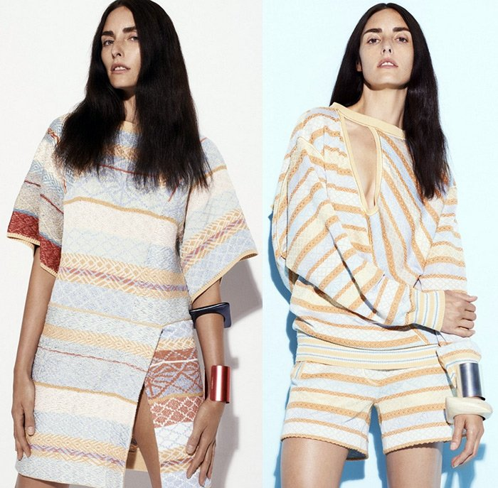 Коллекция бренда Sonia Rykiel на весну-лето 2013