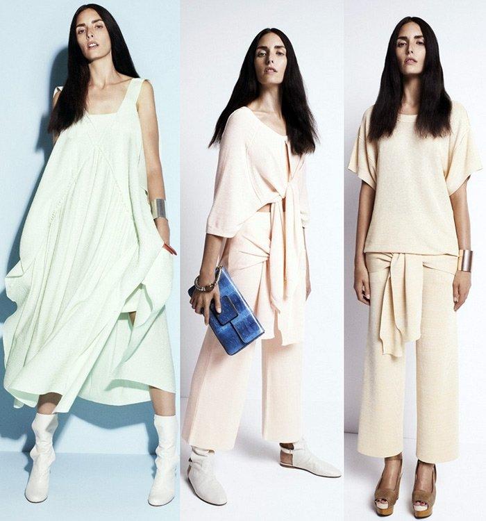 Модная одежда весна-лето 2013, коллекция Sonia Rykiel