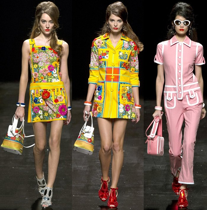 Одежда и сумки, коллекция Moschino