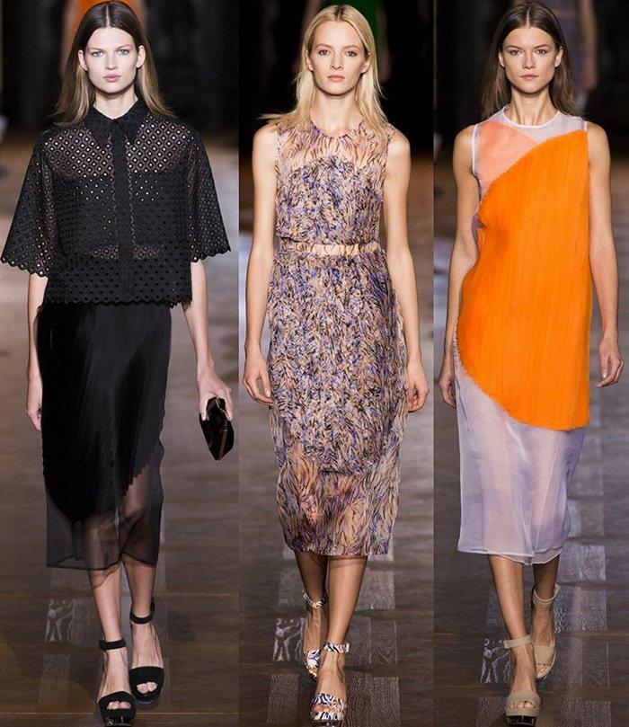 Платья из коллекции 2013 Стелла Маккартни, фото