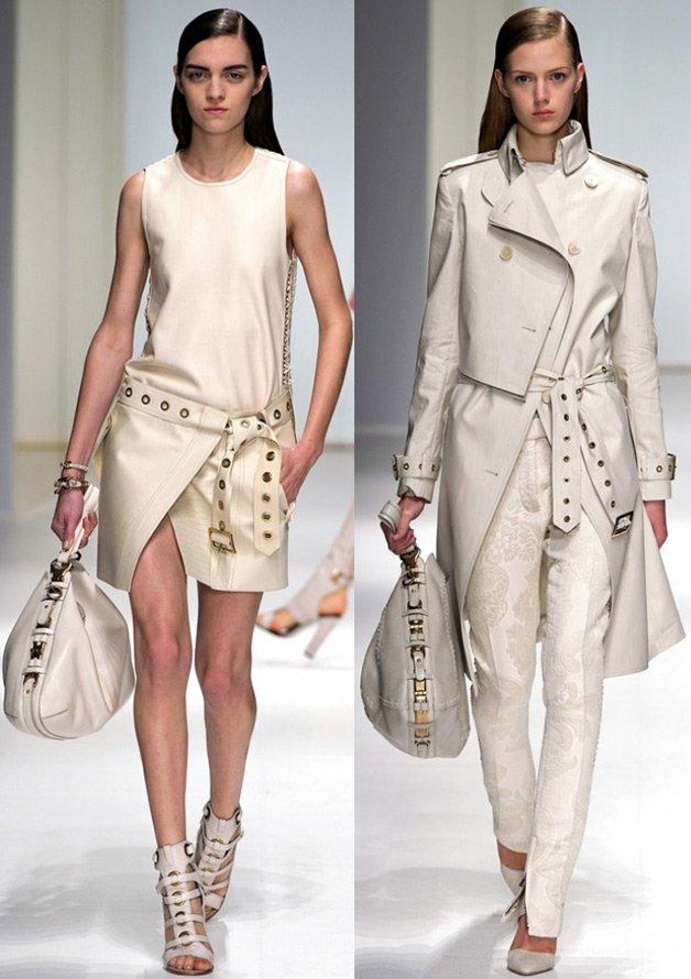 Коллекция женских сумок Salvatore Ferragamo весна-лето