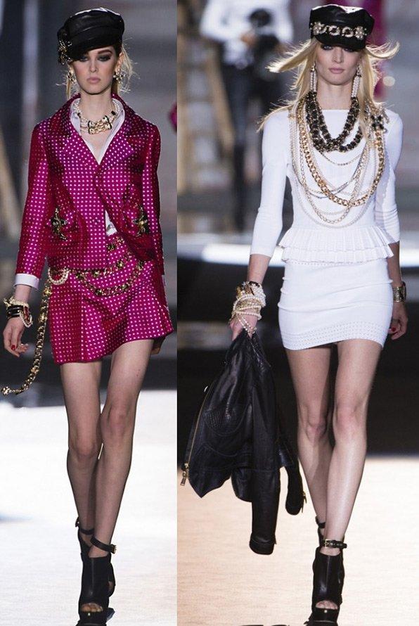 Коллекция женской одежды от Dsquared2