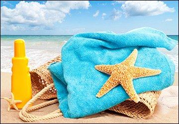 Солнцезащитный крем для пляжа и солярия