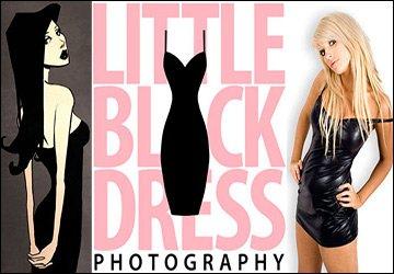 Маленькое черное платье от Шанель