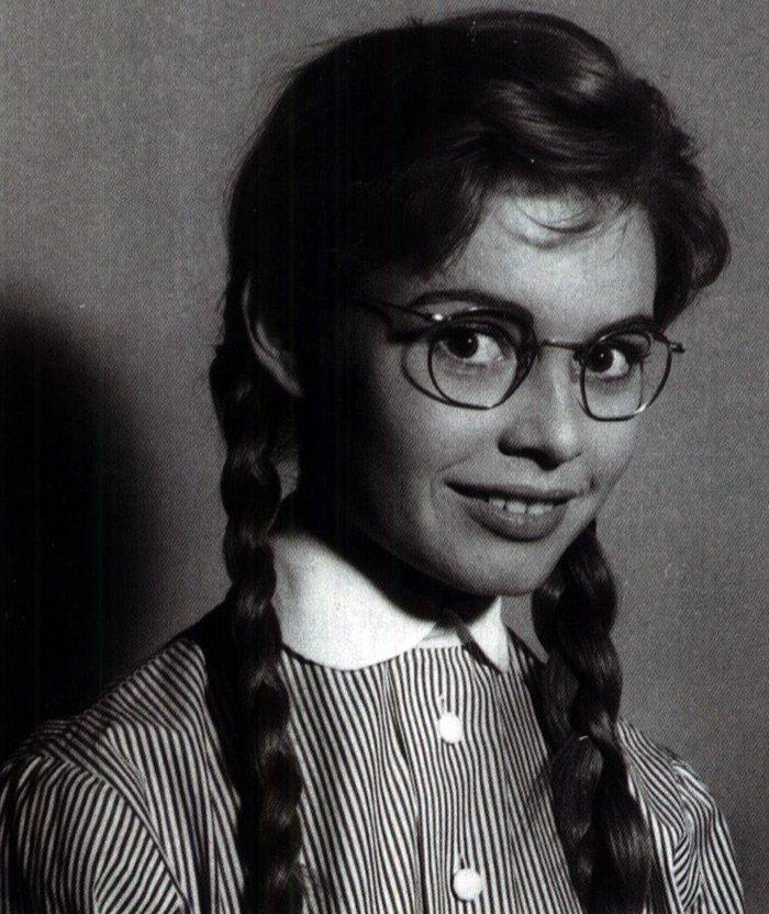 Актриса Брижит Бардо фото в юности