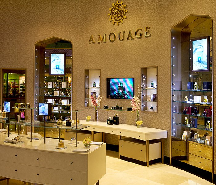 Духи Amouage – ароматы востока и селективная парфюмерия