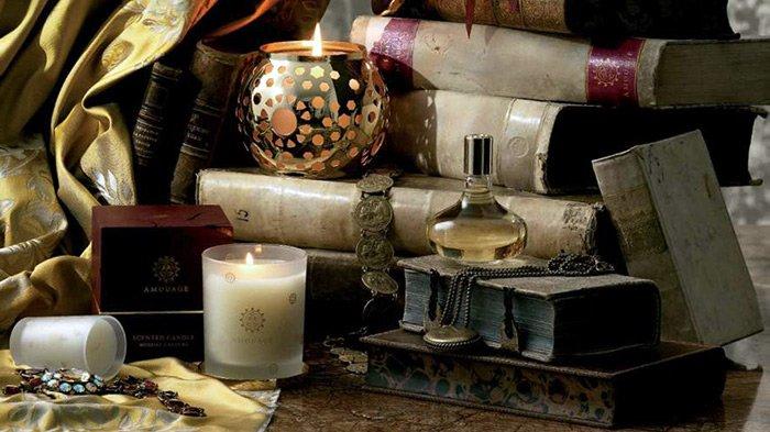 ароматы востока и селективная парфюмерия