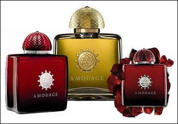 Духи Amouage – ароматы востока