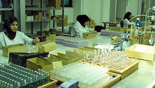 Парфюмерное производство в Омане