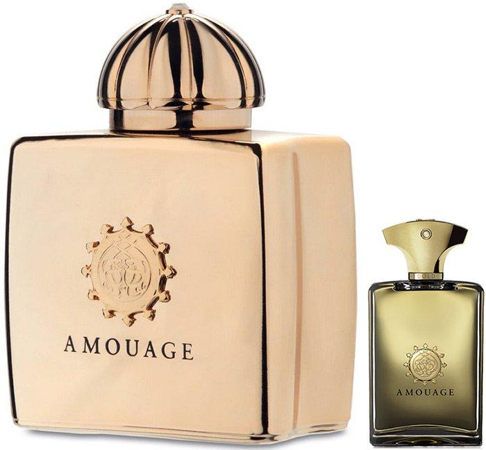Духи Amouage Gold