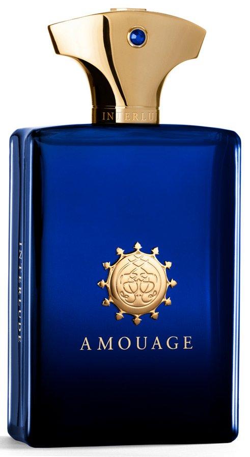 мужские духи Amouage Interlude Man