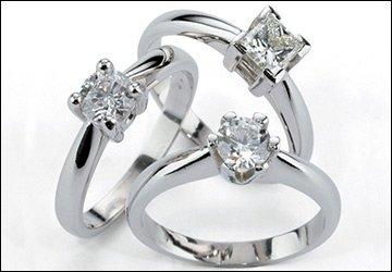 Как носить изделия с бриллиантами