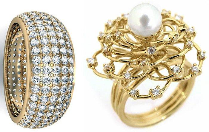 Как чистить и хранить ювелирные изделия с бриллиантами