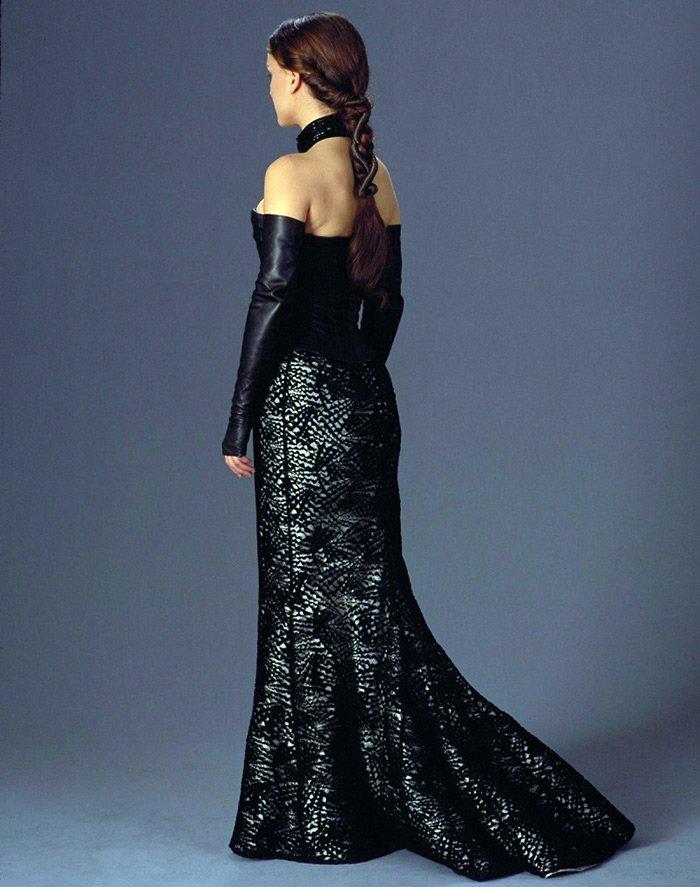 Королева Падме Амидала Наберри и ее костюмы