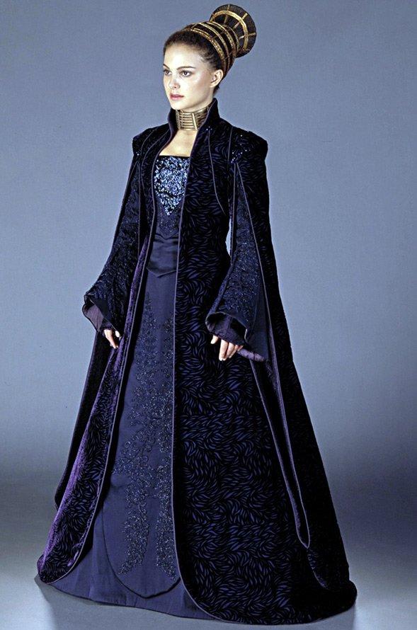 Королевское платье фото