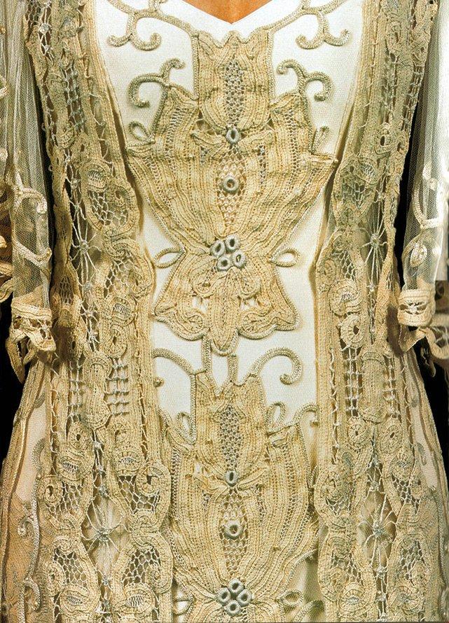Элементы декора платья Падме Амидалы