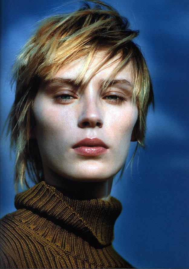 Русская модель Ольга Пантюшенкова, фото