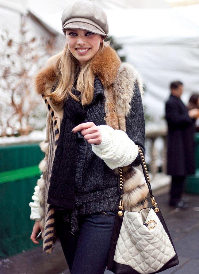Белорусская модель Таня Дягилева фото