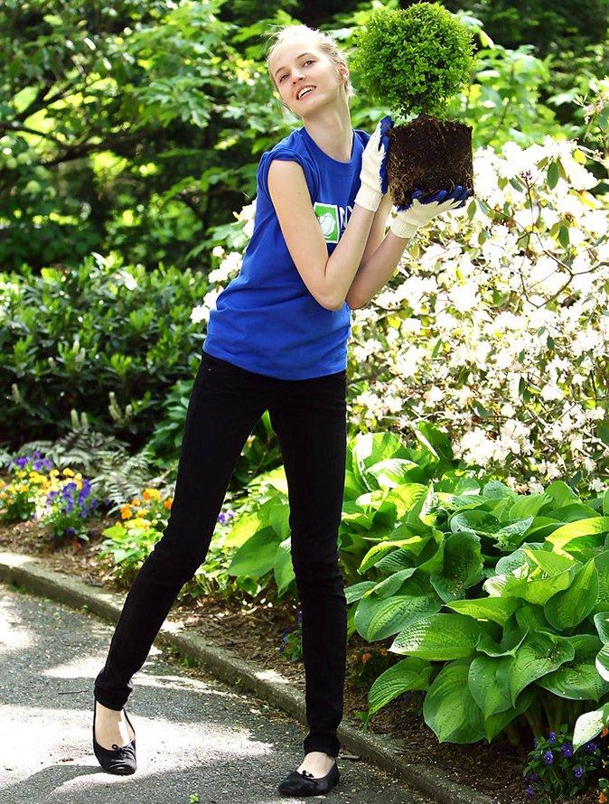 Русская модель Дарья Строкоус фото