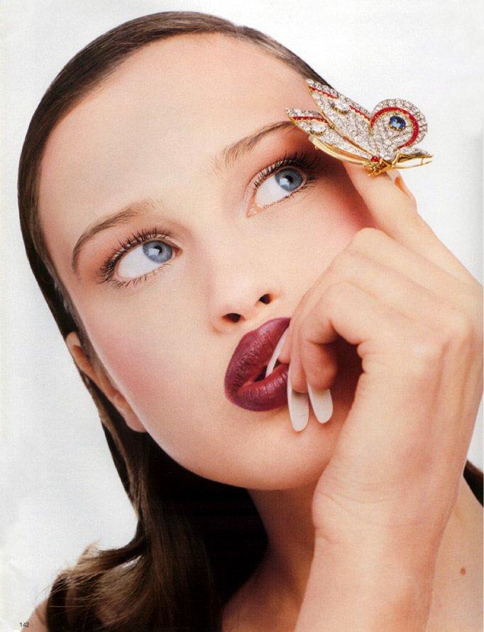Все о модели Наталье Семановой, фото
