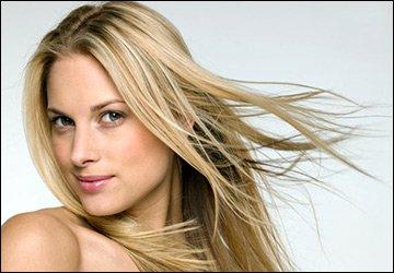 Безопасное осветление волос в домашних условиях