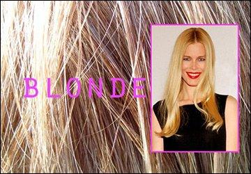 Как правильно ухаживать за светлыми волосами