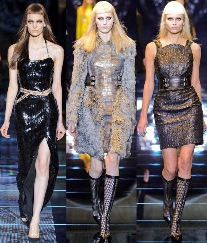 Новогоднее платья Versace фото