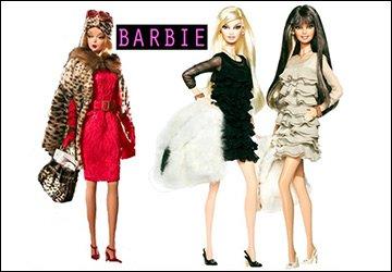 Стиль Барби, гардероб куклы Барби