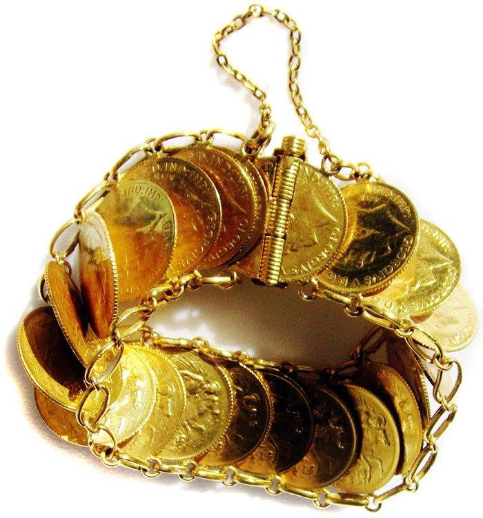 Уникальные ювелирные украшения браслеты фото