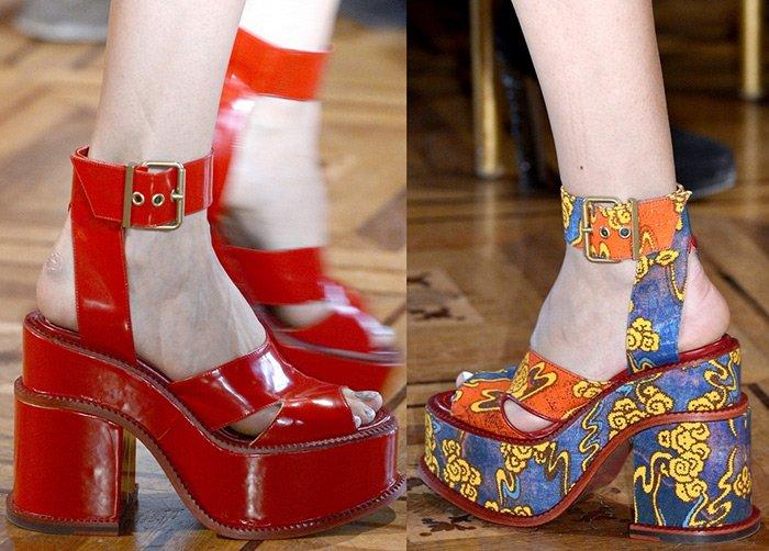 обувь Vivienne Westwood есна–лето 2013